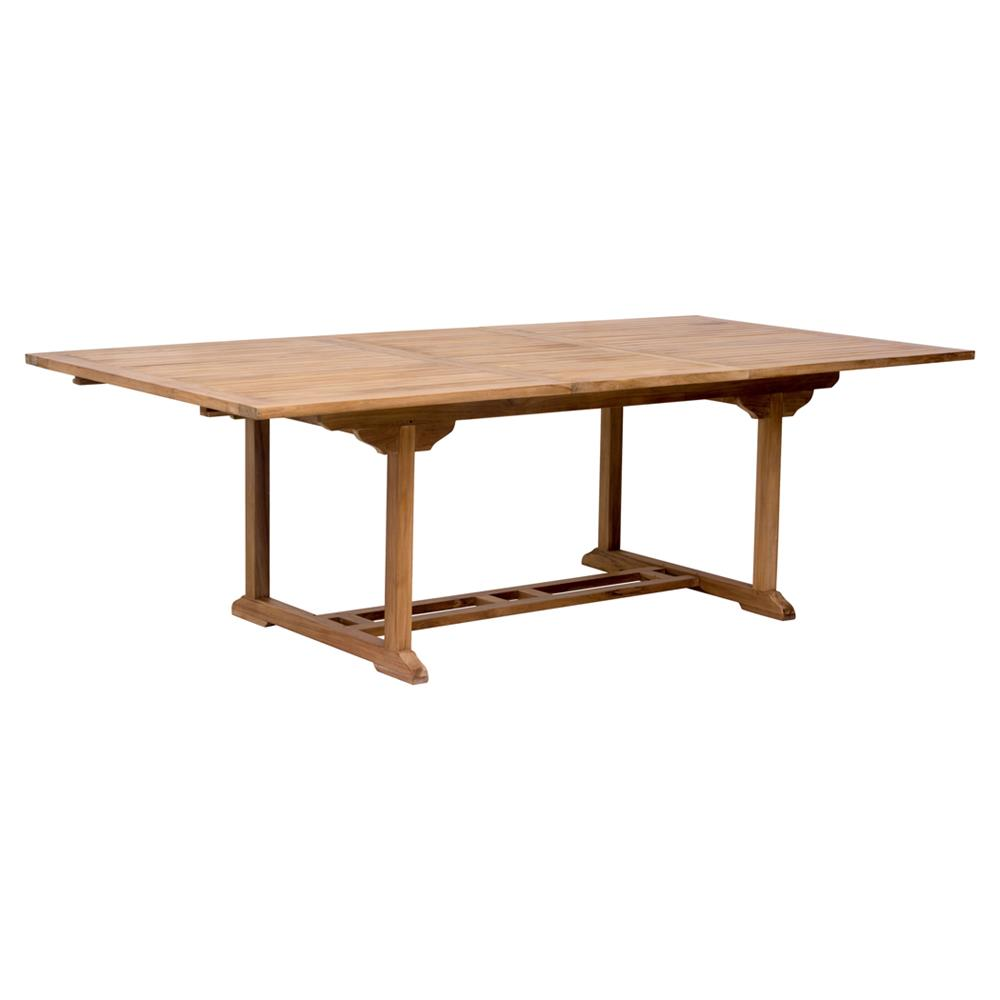 Reena Modern Classic Solid Teak Wood Outdoor Dining Table