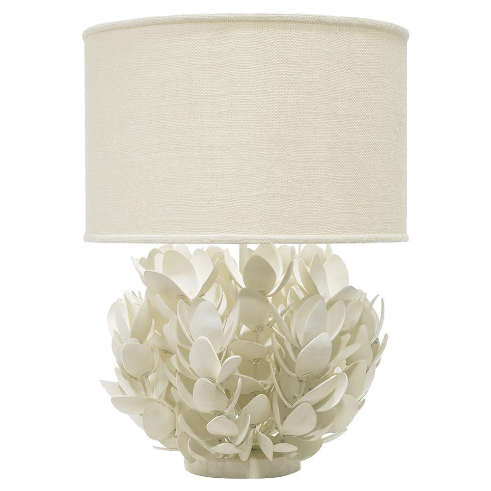 palecek lighting. Palecek Magnolia Coastal Beach Coconut Shell White Table Lamp | Kathy Kuo  Home Palecek Lighting