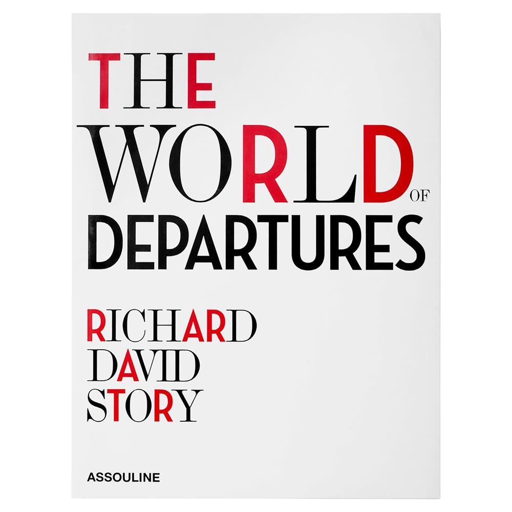 The World of Departures Assouline Hardcover Book