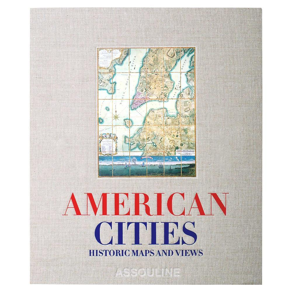 American Cities Assouline Hardcover Book