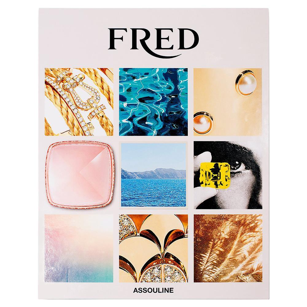 Fred Assouline Hardcover Book