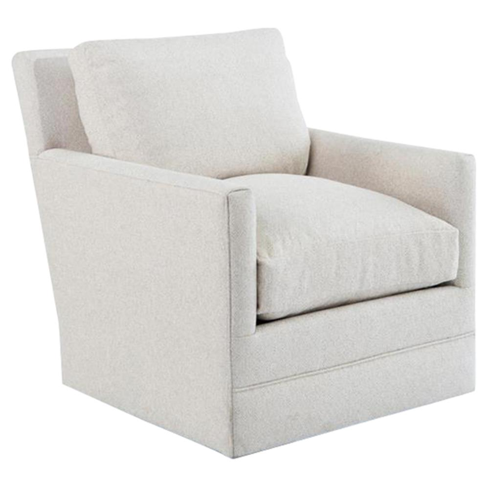 John Richard Modern Classic Grey Upholstered Curved Back ...