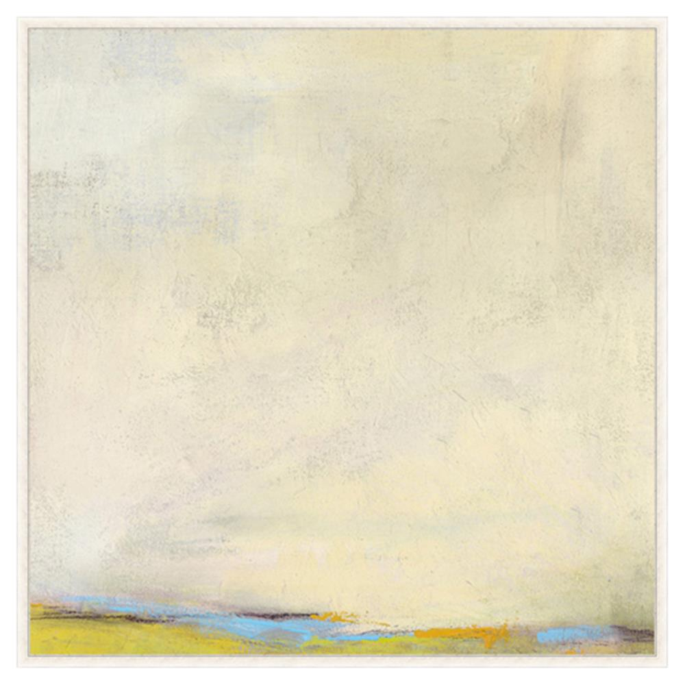 Lillian August Modern Classic Calling Out II Canvas Framed Art