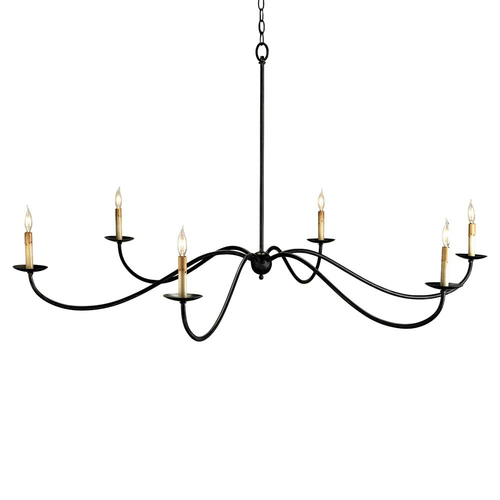 63 inch round delicate black metal 6 light grand chandelier 63 inch round delicate black metal 6 light grand chandelier kathy kuo home aloadofball Gallery