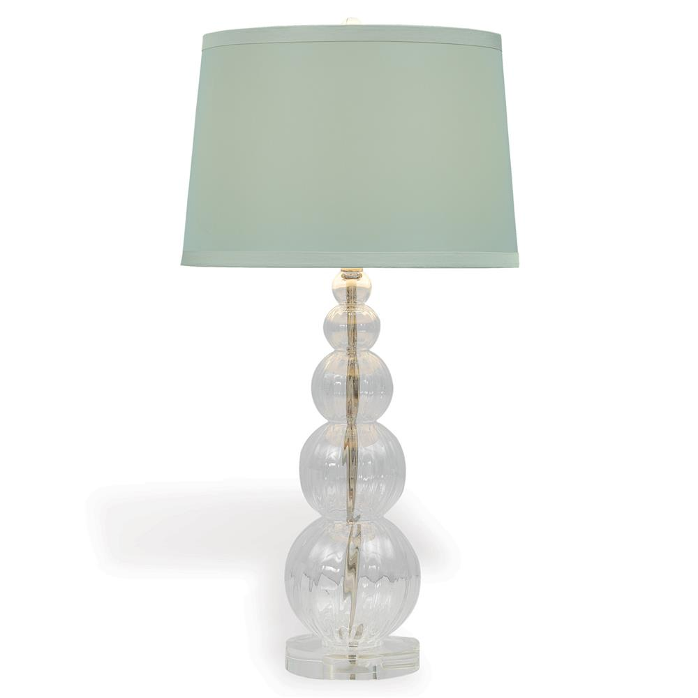 Alessandra light green glass coastal style table lamp kathy kuo home aloadofball Gallery