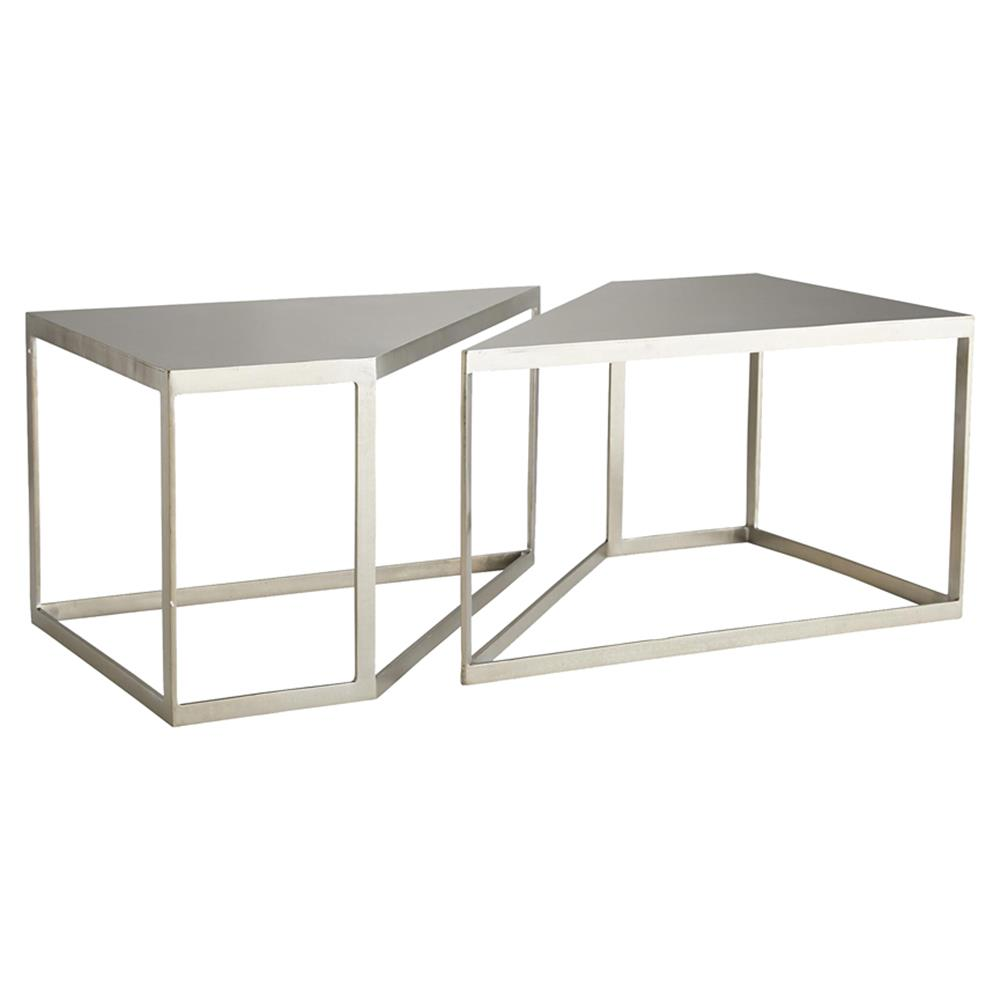 Rollins Industrial Loft Bronze Iron Coffee Table: Arteriors Austin Industrial Loft Vintage Silver Iron