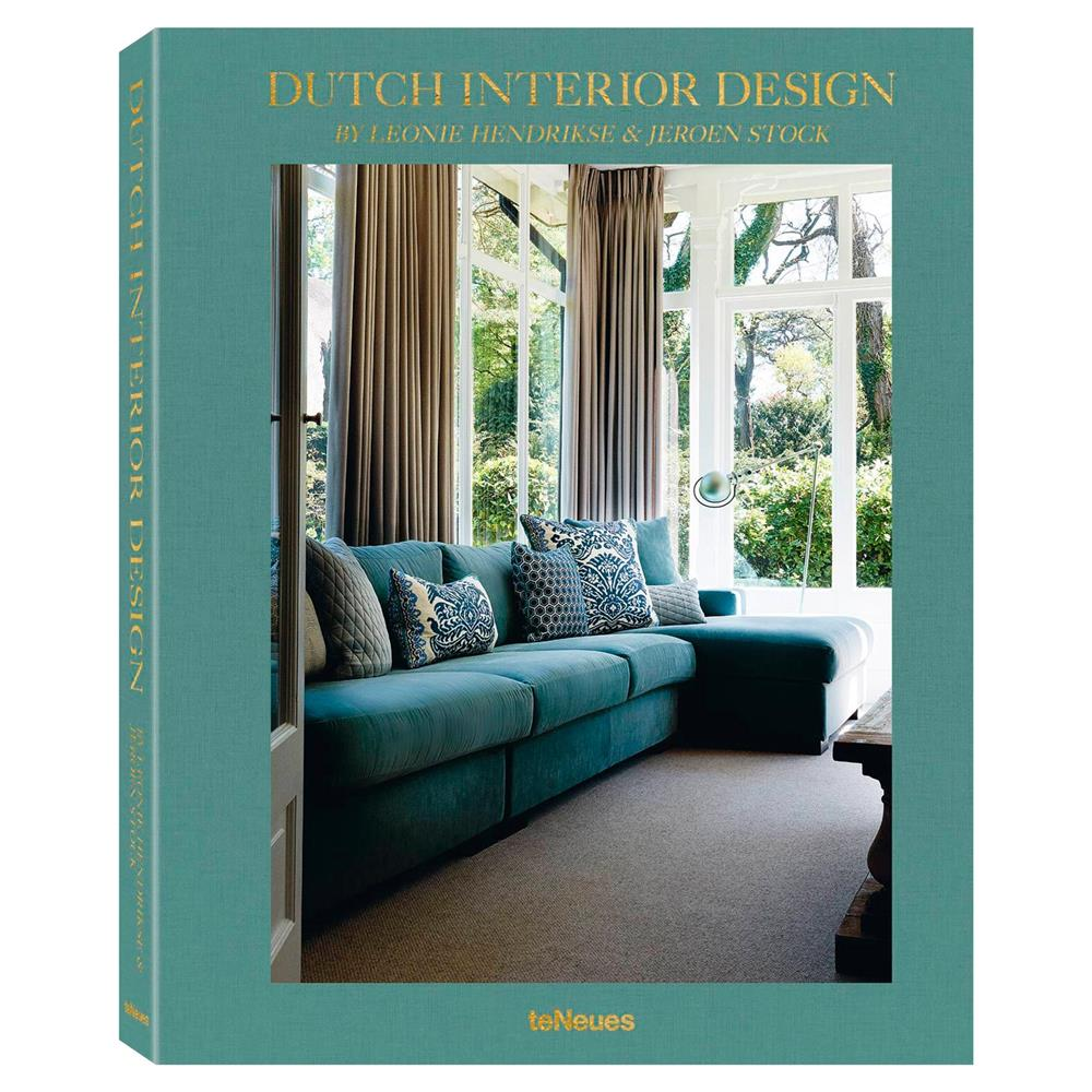 Teneues Dutch Interior Design Hardcover Book Kathy Kuo Home