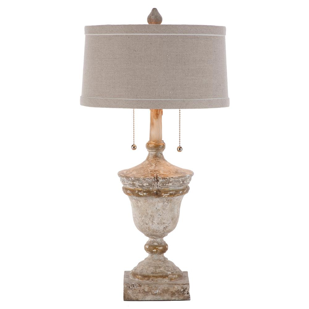 namur gold french country architectural fragment table lamp kathy. Black Bedroom Furniture Sets. Home Design Ideas