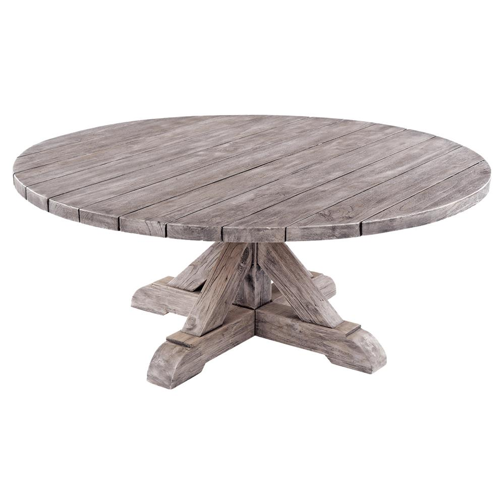 Kingsley Bate Provence French Country Grey Teak Outdoor ...