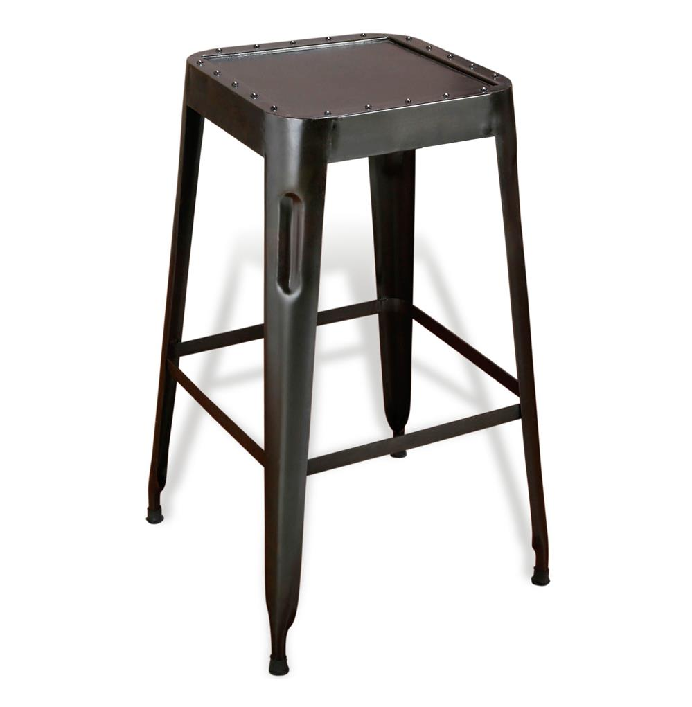 Taloro Industrial Loft Bar Stool Kathy Kuo Home : product4730 from www.kathykuohome.com size 999 x 1021 jpeg 45kB