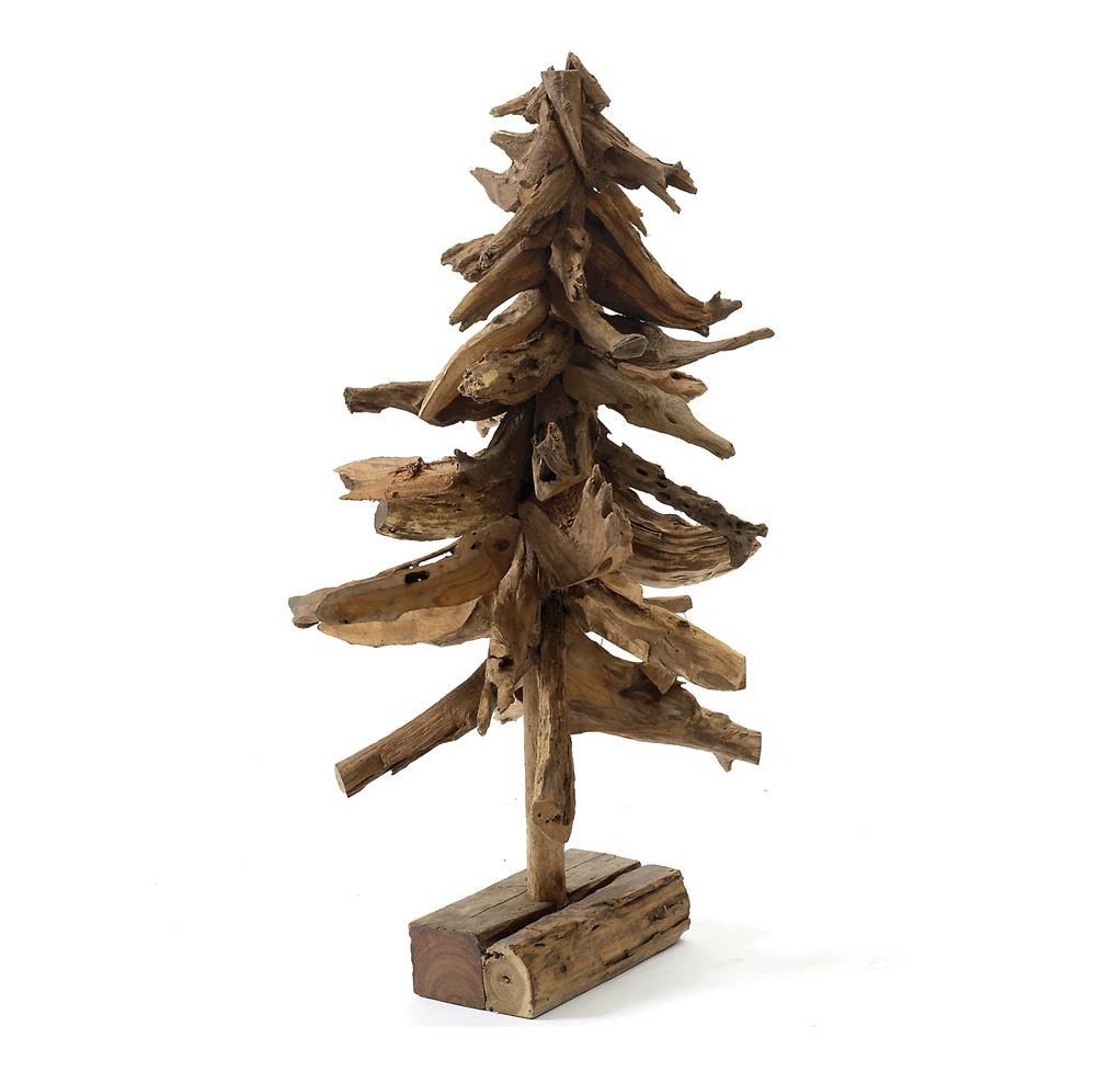Rustic Country Large Driftwood Decorative Tree Sculpture 40 Quot H