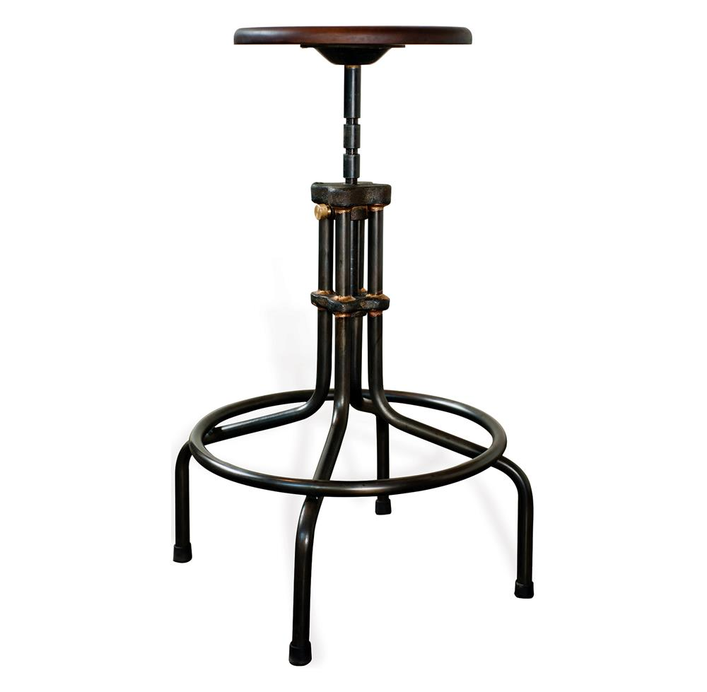 Brexton Height Industrial Adjustable Counter Stool Kathy  : product5228 from www.kathykuohome.com size 1000 x 979 jpeg 40kB