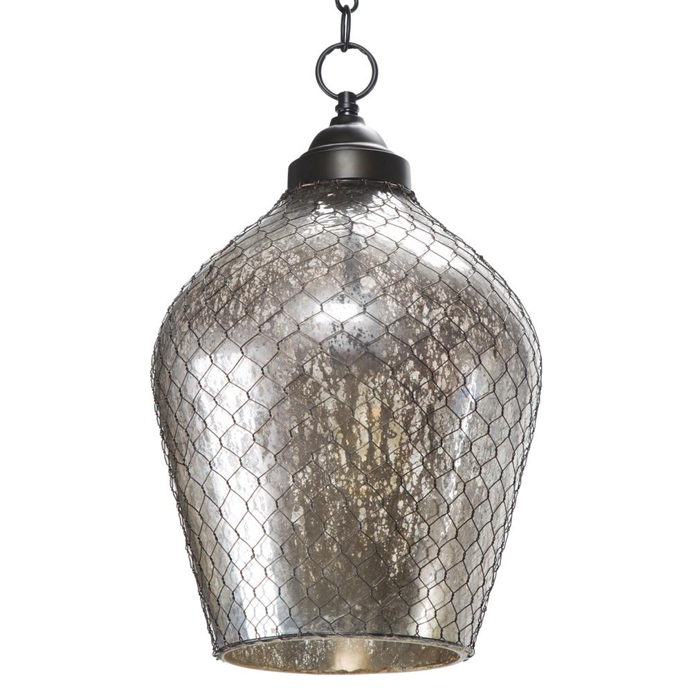 wire cage pendant light. Wire Cage Pendant Light H