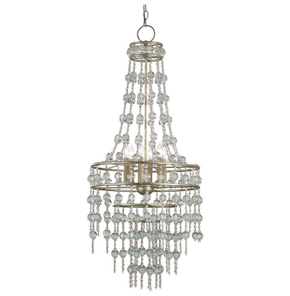 Havilland hollywood regency crystal beaded cascade 6 light havilland hollywood regency crystal beaded cascade 6 light chandelier kathy kuo home mozeypictures Gallery