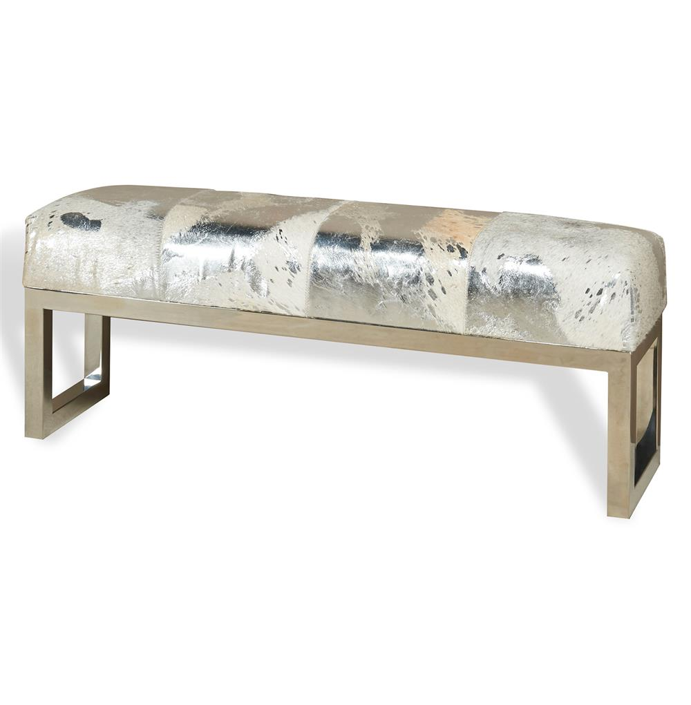 sale for steel by laan der van hans pine and dom stained bench