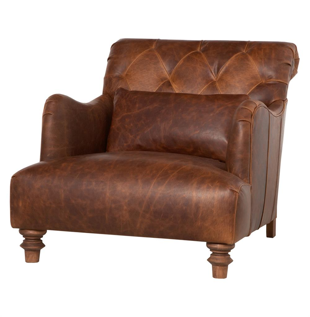 Cisco Brothers Acacia British Industrial Rustic Leather