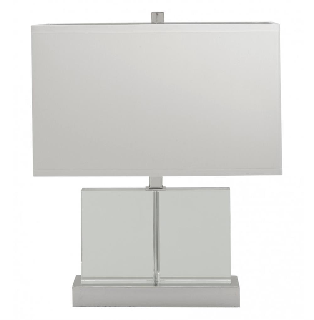 priscilla hollywood regency glass silver rectangular table