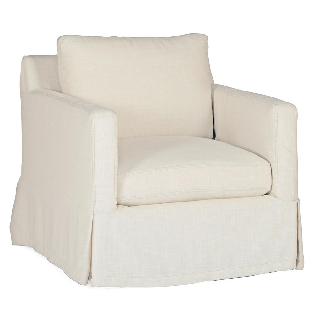 how to make a slipcover for a chair with arms