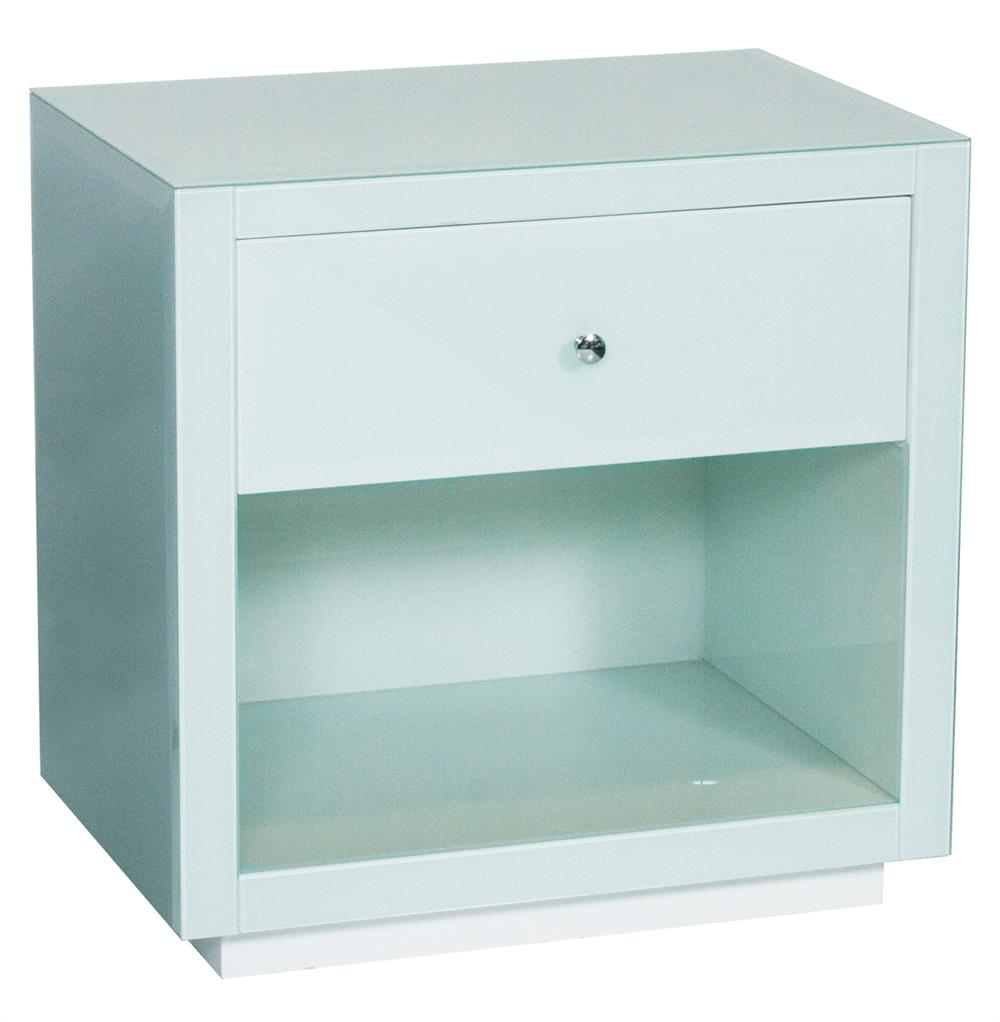 glass nightstand 28 images beacon modern bubbled glass oak nightstand kathy kuo home glass