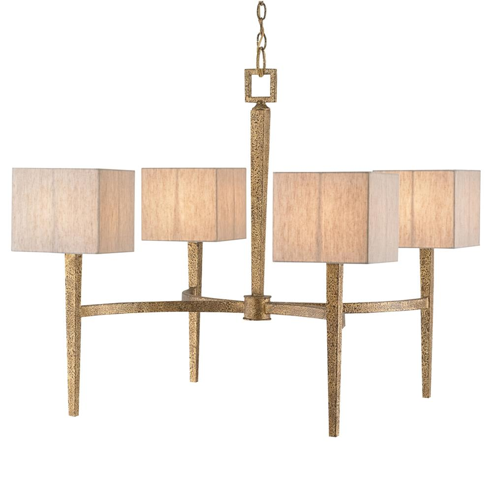 Claudette modern classic antique gold square chandelier kathy kuo home arubaitofo Choice Image