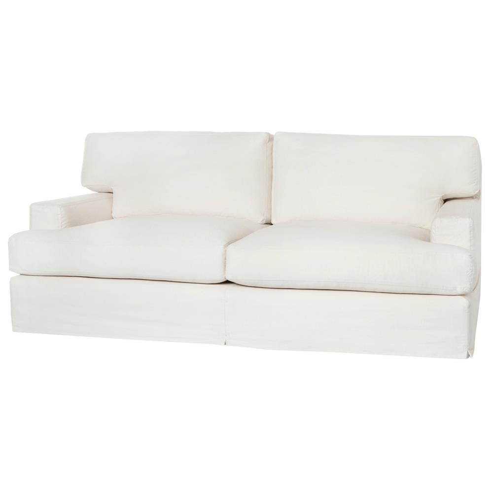 Cisco Brothers Cordova Modern Classic Coastal Slipcover Feather