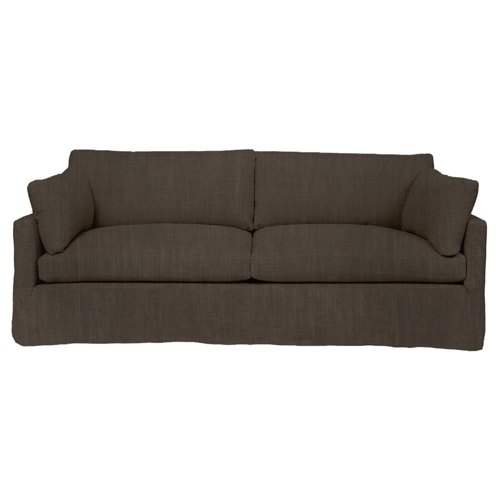 Cisco brothers louis modern classic oatmeal linen slip for 90 inch couch