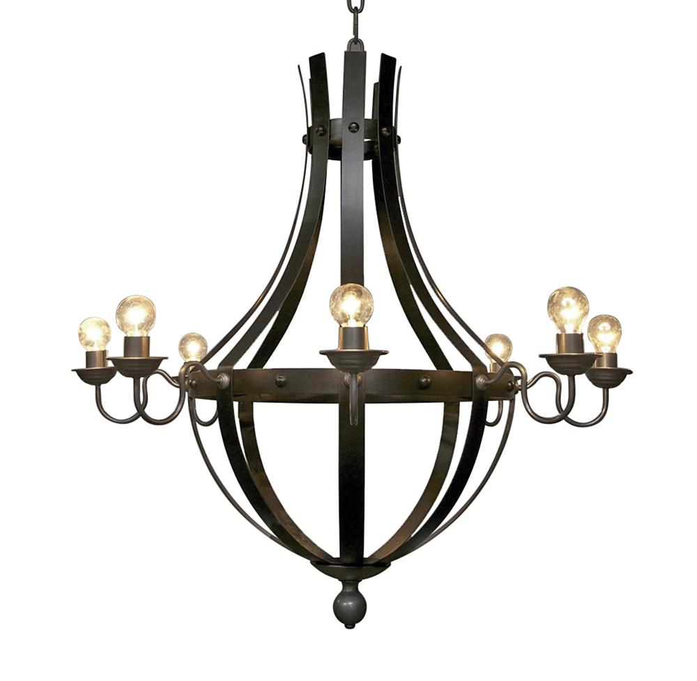 Max Industrial Loft Metal 8 Light Chandelier  Kathy Kuo Home. Mail Storage. Onyx Slabs. Small Bathtub Shower Combo. Pots And Pans Storage. American Freight Delaware Ohio. Mancave. At Home Kennesaw. Canvas Patio Covers