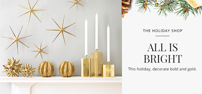 The Holiday Shop - All Is Bright | Kathy Kuo Home
