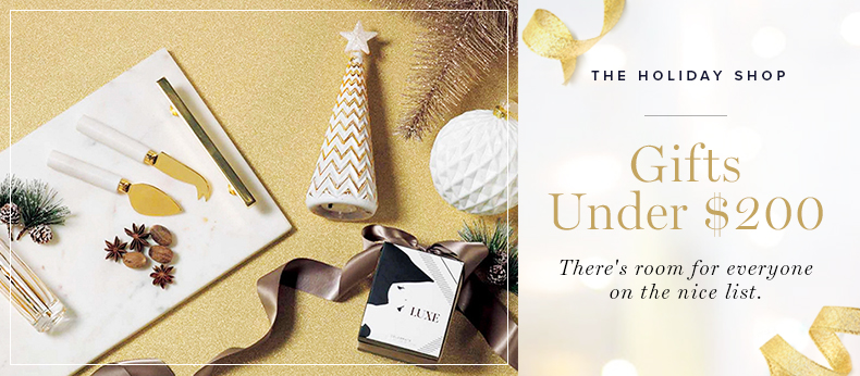 Holiday Gifts Under $200 | Kathy Kuo Home