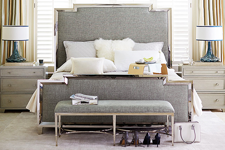 Modern Bed Room Furniture | Kathy Kuo Home