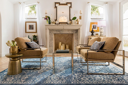 Rodern Rugs | Kathy Kuo Home