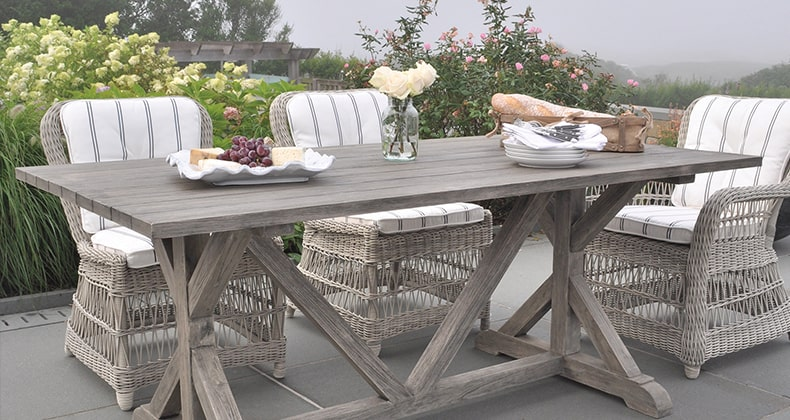 20% OFF OUTDOOR DINING | Kathy Kuo Home