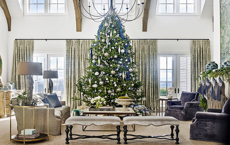Christmas Decorating Ideas | Kathy Kuo Home
