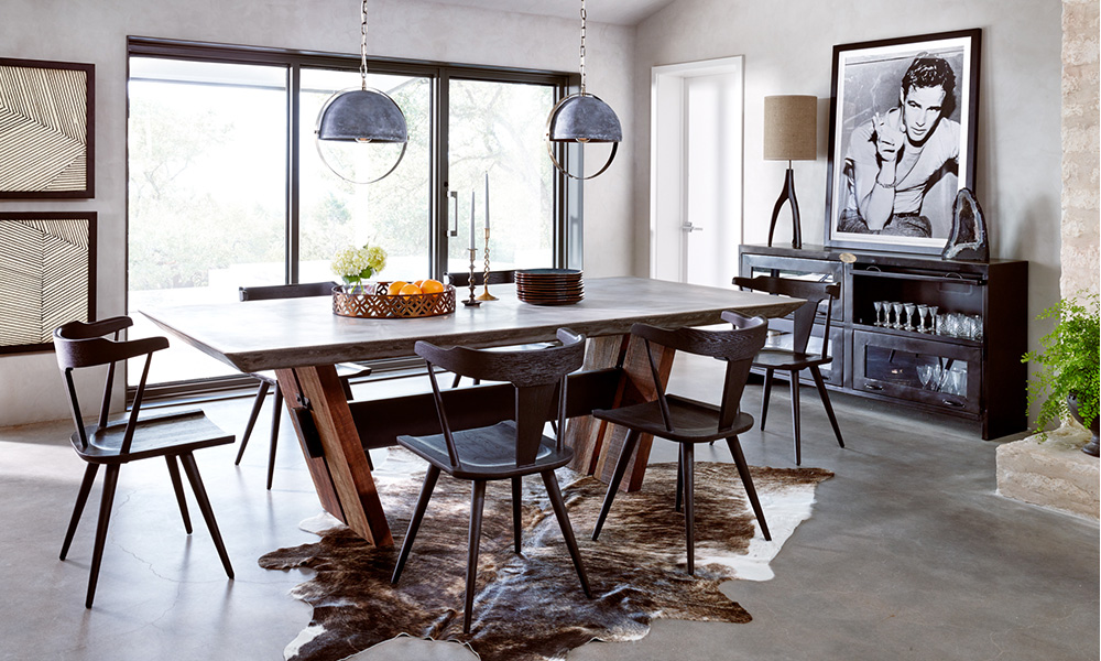 Industrial Loft Furniture | Kathy Kuo Home