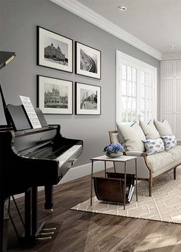 Greenwich Piano Room