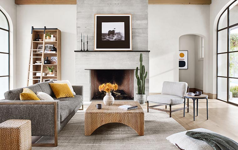 Earth Tones | Kathy Kuo Home