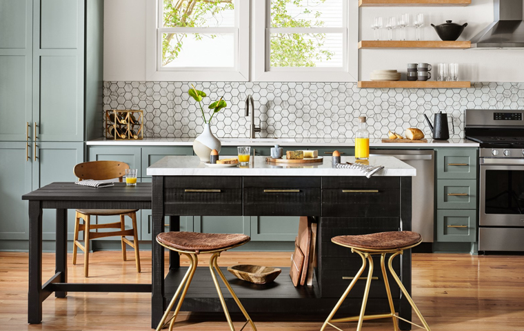 Farmhouse Kitchen | Kathy Kuo Home