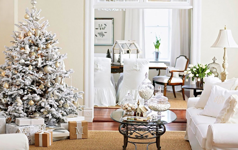 French Country Christmas | Kathy Kuo Home