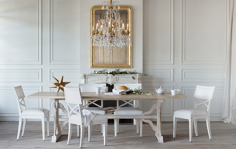 French Dining | Kathy Kuo Home