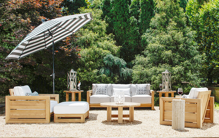 Hamptons Summer | Kathy Kuo Home