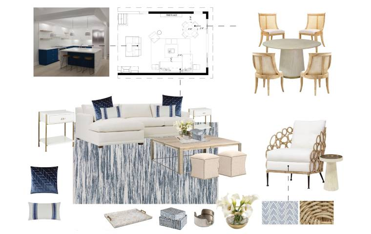 Coastal Glam Living