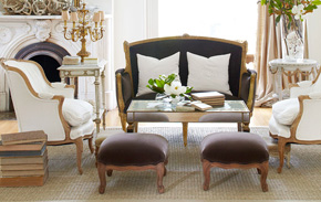 Antique and Modern | Kathy Kuo Home
