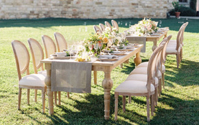 Country Wedding Ideas | Kathy Kuo Home