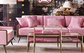 Floral Furniture | Kathy Kuo Home