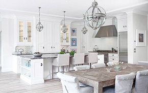 French Country Kitchen | Kathy Kuo Home