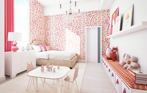 Girls Bedroom Furniture | Kathy Kuo Home