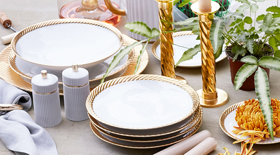 Shop Kathy's Spring Tabletop Selects | Kathy Kuo Home