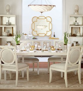 Oriana Collection Feminine, Classical and Understated Furniture