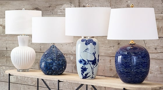 Shop Table Lamps | Kathy Kuo Home