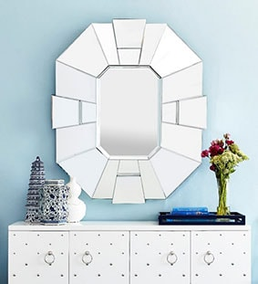 mirrors and art | Kathy Kuo Home